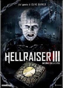 Hellraiser III di Anthony Hickox - DVD