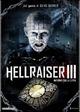 Cover Dvd Hellraiser III
