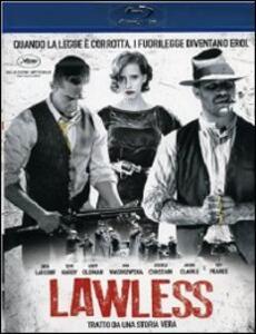 Lawless di John Hillcoat - Blu-ray