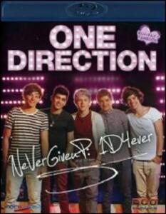 One Direction. Never Give Up - Blu-ray