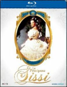 La principessa Sissi di Ernst Marischka - Blu-ray