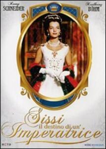 Sissi. Destino di un'Imperatrice di Ernst Marischka - DVD