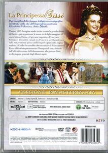 La principessa Sissi di Ernst Marischka - DVD - 2