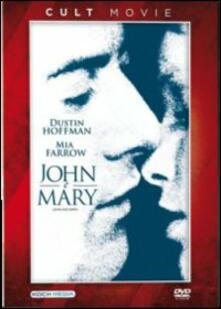 John e Mary di Peter Yates - DVD