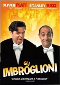 Cover Dvd imbroglioni (DVD)