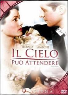 Il cielo può attendere (DVD) di Ernst Lubitsch - DVD