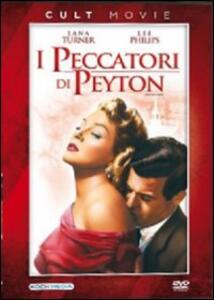 I peccatori di Peyton di Mark Robson - DVD