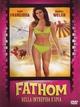 Cover Dvd DVD Fathom: bella, intrepida e spia