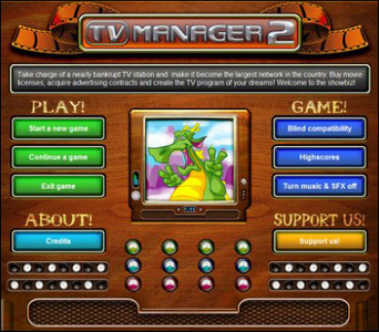 Videogioco TV Manager 2 Deluxe Personal Computer 2