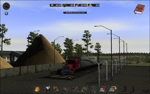 Woodcutter Simulator 2012 - 2