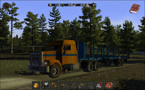 Woodcutter Simulator 2012 - 3