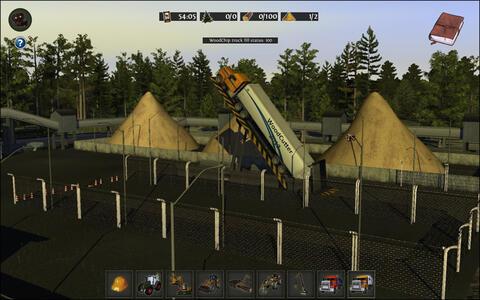 Woodcutter Simulator 2012 - 4