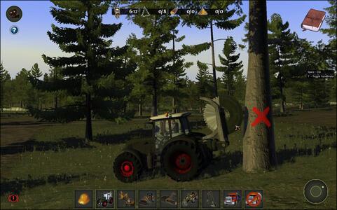 Woodcutter Simulator 2012 - 5