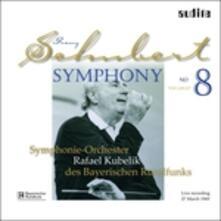 Sinfonia N.8 - Vinile LP di Franz Schubert
