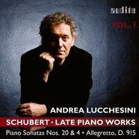 SCHUBERT - LATE PIANO WORKS VOL. 1
