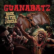 Back to the Jungle - Vinile LP di Guana Batz