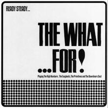 What for, the - Ready Steady.the What.for - Vinile 7''