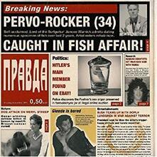 Pravda. Truth About the Jancee Pornick Casino - Vinile LP di Jancee Pornick Casino
