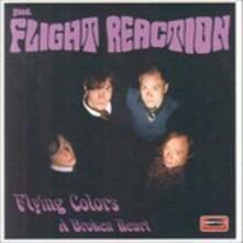 Flying Colors - Vinile 7'' di Flight Reaction