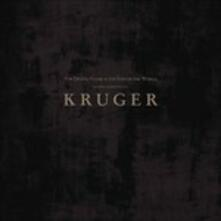 For Death - Vinile LP di Kruger