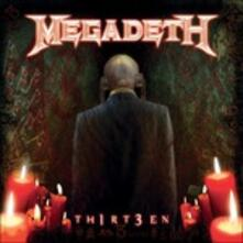 Th1rt3en - Vinile LP di Megadeth