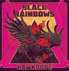 Hawkdope (Gold Vinyl) - Vinile LP di Black Rainbows