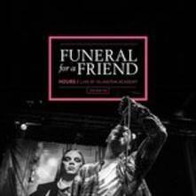 Hours Live - Vinile LP + DVD di Funeral for a Friend