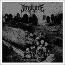 Depopulation - Vinile LP di Implore