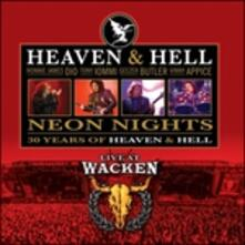 Neon Lights. Live at Wacken 2009 (Picture Disc) - Vinile LP di Heaven & Hell