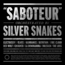 Saboteur - Vinile LP di Silver Snakes