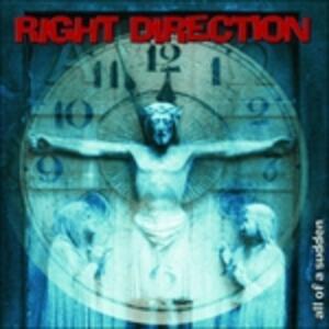 All of a Sudden - Vinile LP di Right Direction