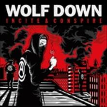 Incite and Conspire - Vinile LP di Wolf Down