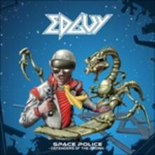 Space Police (Reissue) - Vinile LP di Edguy