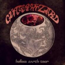 Hollow Earth Tour (Red Vinyl) - Vinile LP di Glitter Wizard