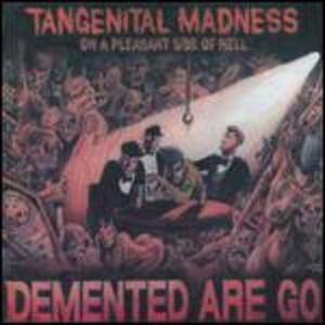 Tangenital - Vinile LP di Demented Are Go