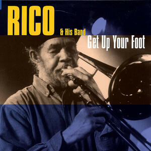 Get Up Your Foot - Vinile LP di Rico Rodriguez