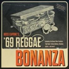 Boss Capone's 69 Reggae - Vinile LP + CD Audio di Boss Capone