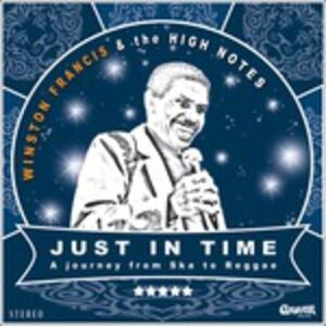 Just In Time - Vinile LP di Winston Francis