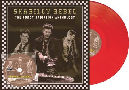 Skabilly Rebel - Vinile LP di Roddy Radiation - 2