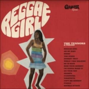 Reggae Girl - Vinile LP + CD Audio di Tennors