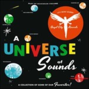 A Universe of Sounds - Vinile LP