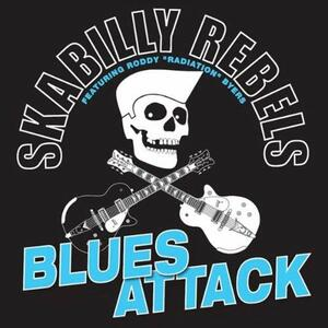 Blues Attack - Vinile LP di Roddy Radiation
