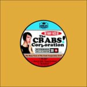 Many Faces of - Vinile 10'' di Crabs Corporation