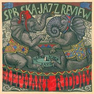 Elephant Riddim - Vinile LP di St. Petersburg Ska-J