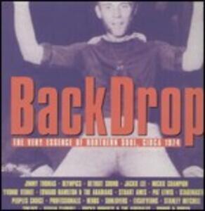 Backdrop - Vinile LP