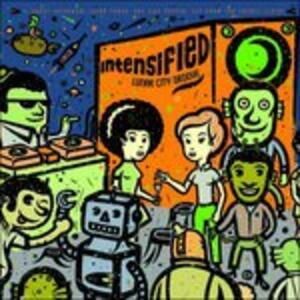 Lunar City Groove - Vinile LP di Intensified