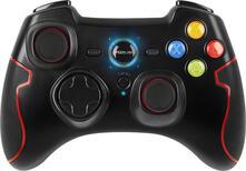 SPEEDLINK Torid Gamepad PC,Playstation 3 Analogico RF Nero