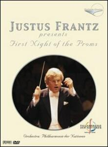 Justus Frantz Presents The First Night Of The Proms - DVD