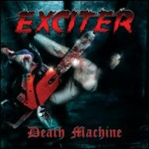 Death Machine - Vinile LP di Exciter