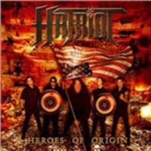 Heroes of Origin - Vinile LP di Hatriot